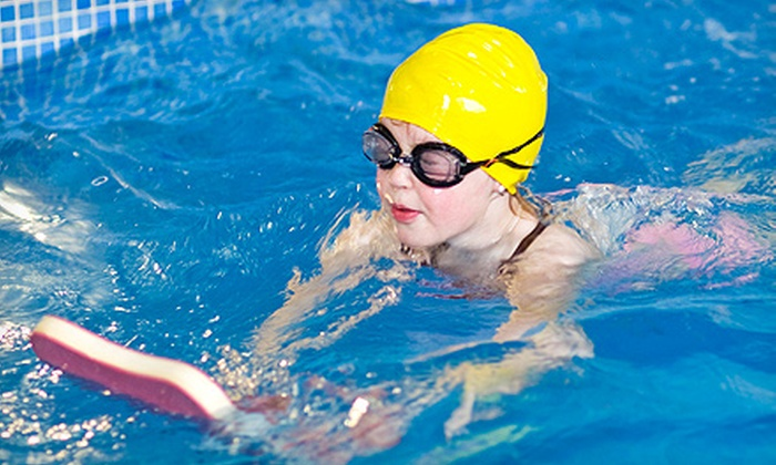 urSwim - east setauket: Three Hours of Private Lifeguarding or Three 30-Minute Private Swim or Water-Fitness Classes from urSwim (Up to 57% Off)