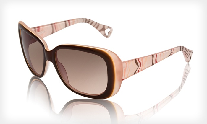 Fierce Sunglasses: $39 for Fierce Sunglasses by Betsey Johnson ($225 List Price). Three Colors Available.