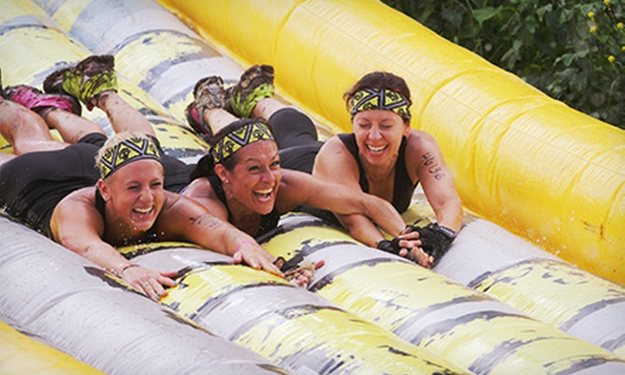 Mud Factor - Glen Helen Raceway: $29 for 5K Obstacle-Course Entry from Mud Factor ($65 Value)