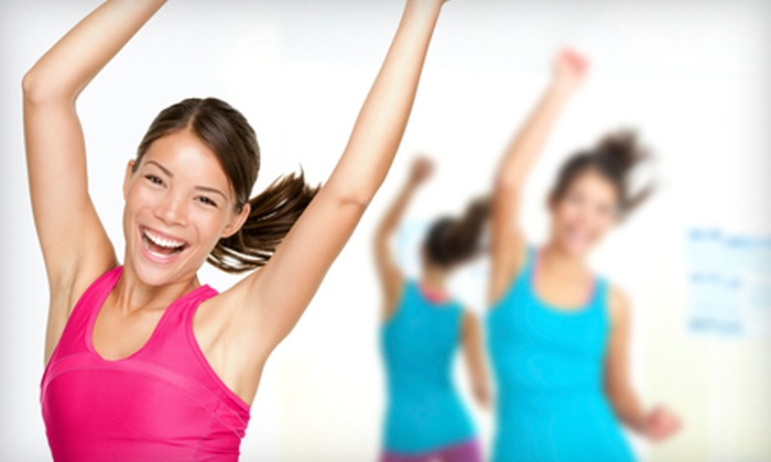 studioFiT - Clinton Township: 5 or 10 Fitness Classes at studioFiT (Up to 57% Off)