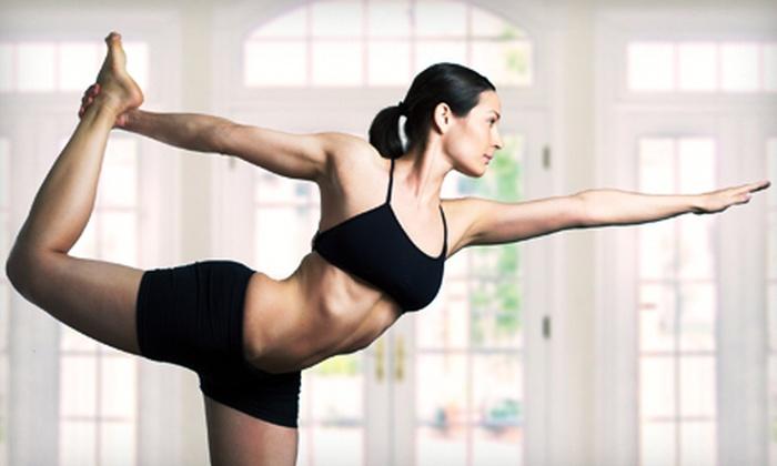 KCFitnessLink - Kansas City: 10 Fitness or Yoga Classes or One Month of Unlimited Classes at KCFitnessLink (Up to 88% Off)