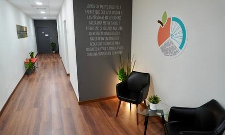1 o 3 sesiones de 30 minutos de masaje descontracturante en Clínica QO