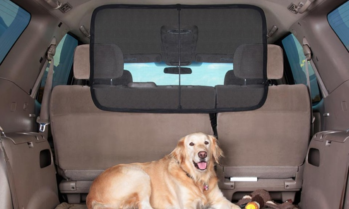 Solvit Cargo Area Net Barrier for Pets. Free Shipping and Returns Deals for only $23 instead of $35