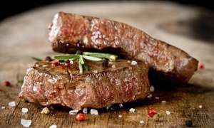 El Condado Grill Restaurant: $11 for $22 Worth of Steak — El Condado Grill Restaurant