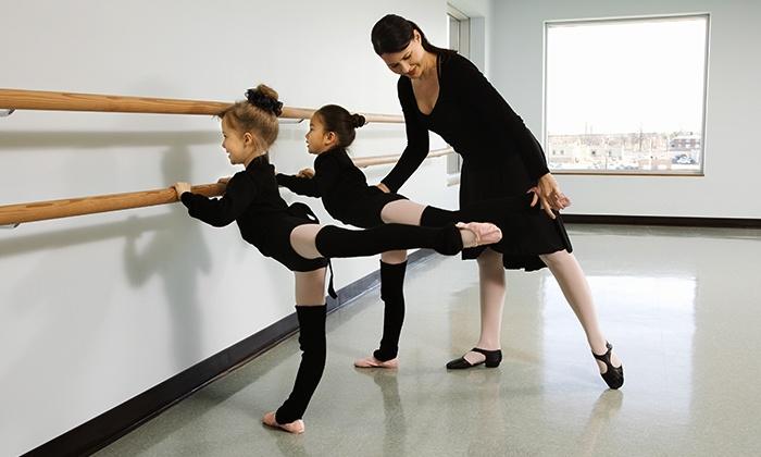 Serova School of Dance - Somerville: Four or Eight Dance Classes from Serova School of Dance (Up to 59% Off)