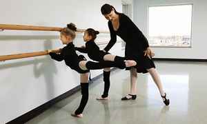 Serova School of Dance: Four or Eight Dance Classes from Serova School of Dance (Up to 64% Off)