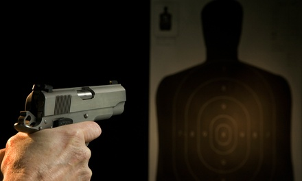 $95 for a Two-Day Illinois Concealed-Carry Course at Keep Calm & Carry Firearms Training ($175 Value)
