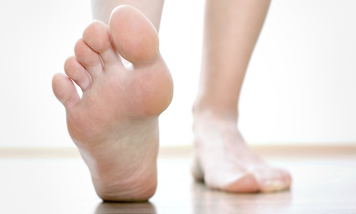 Flawless Med Spa - Bonita: Laser Toenail-Fungus-Removal Treatment on One or Both Feet at Flawless Med Spa (Up to 81% Off)