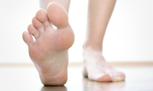 Firefly Foot & Ankle Clinic UK: Firefly Foot and Ankle Clinic: Biomechanical Assessment With 3D Foot Scan for £15 (73% Off)