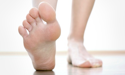 Foot Scan and Consultation For One (€20) or Two (€30) at Tansey Chiropractic