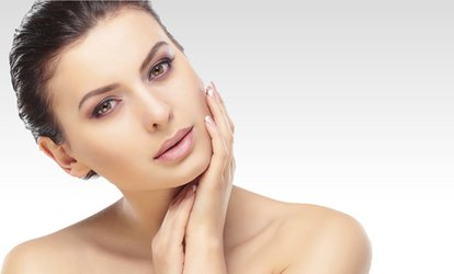 image for LED Facial or Glycolic Peel at Primas Beauty Clinic (Up to 69% Off)