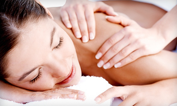 Massage Advantage - Multiple Locations: One or Two 60-Minute Massages and Stress-and-Pain Reviews at Massage Advantage (Up to 65% Off)