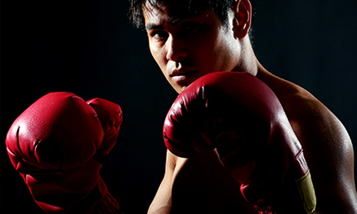 Lb4Lb Boxing Gym - Mid-Wilshire: $70 for $139 Boxing Class Membership