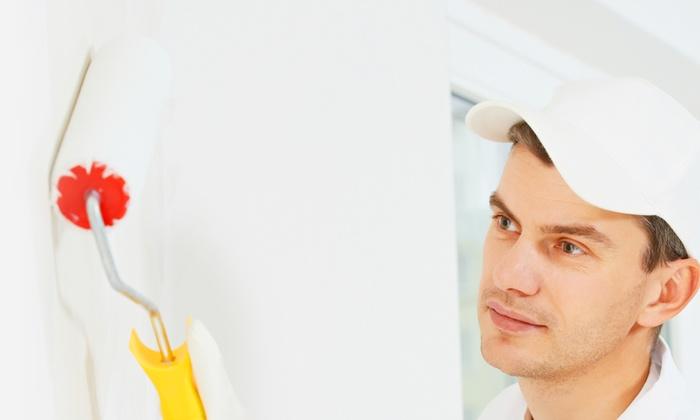 Lavori Professionali - Cento (FE): Imbiancatura fino a 120 m² calpestabili per appartamenti, uffici e negozi da 109 €