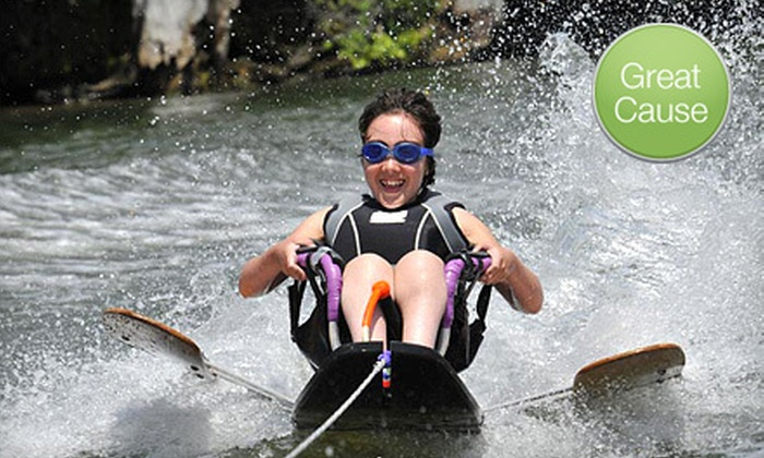 Adaptive Adventures - Denver: If 200 People Donate $10, Then Adaptive Adventures Can Purchase One Specialized Water Ski for Youth with Disabilities