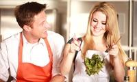 """Kochkurs """"Küchenmeating"""" mit Sternekoch Peter Offenhäußer für bis zu Zwei bei Der Kochclub (bis zu 54% sparen*)"""