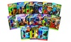 Discovery Kids 3D Readers 15-Book Set: Discovery Kids 3D Readers 15-Book Set with 3D Glasses