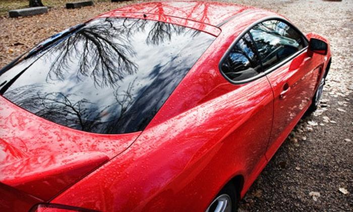 FNR Auto Customs - Minneapolis: $159 for Tinting on Five Car Windows at FNR Auto Customs ($325 Value)