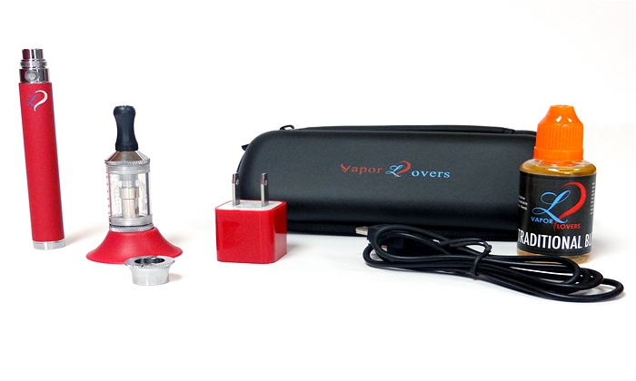 Vapor Lovers - Westchester: E-Cigarettes and Accessories at Vapor Lovers (50% Off). Two Options Available.