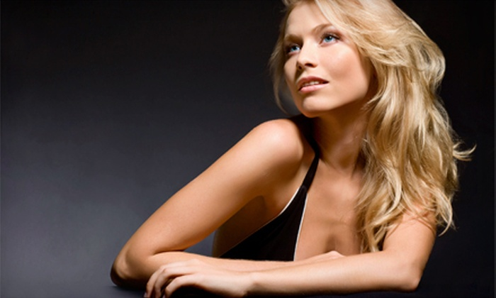 Too Blonde Salon - Destin Harbor: Cut, Conditioning Treatment, and Style with Optional Base Color or Full Highlights at Too Blonde Salon (Up to 56% Off)