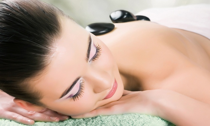 The Xtreme Beauty - Xtreme Facials: 60-Minute Hot- or Cold-Stone Massage with Optional Hydrating Facial at The Xtreme Beauty (Up to 51% Off)