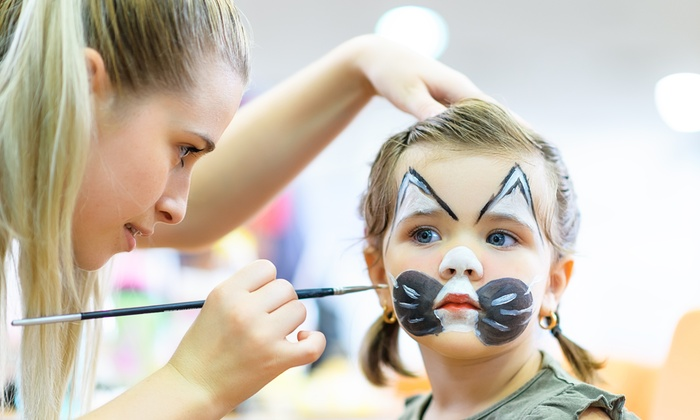 Face-Painting Services - Creative Events Face Painting | Groupon