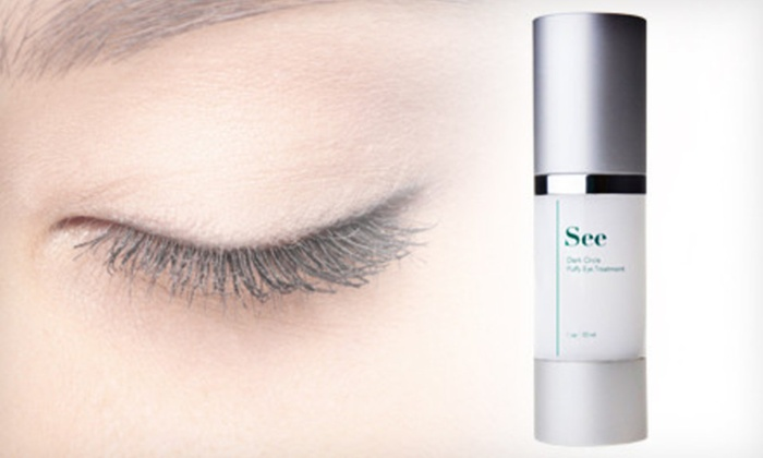 Ethos Dark Circle and Puffy Eye Serum: $25 for a 1-Ounce Bottle of Ethos See Dark Circle and Puffy Eye Treatment ($145 List Price). Free Shipping.