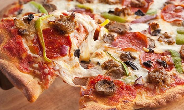 Eddie's Pizzeria Cerino - Seven Hills: $10 for $20 Worth of Pasta, Pizza, and Nonalcoholic Drinks at Eddie's Pizzeria Cerino
