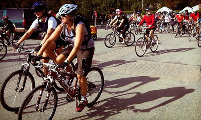 Tour de Greenbelt - Rouge: Tour de Greenbelt Race Registration for One or Two on Saturday, September 15 (Up to 55% Off)