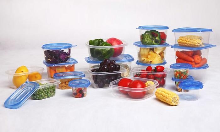 52-Piece Food Storage Set: 52-Piece Food Storage Set