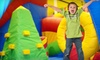 Jumpin Jordy's - West Central Westminster: One Open-Jump Bounce-House Session for Two, Three, or Four Kids at Jumpin' Jordy's (Up to 53% Off)
