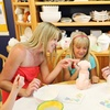 80% Off Ceramic-Painting Studio Fees