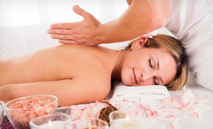 Two or Four 60-Minute Natural-Aromatherapy Relaxation Massages at 	Limback Wellness with Steve Retzlaff (Up to 53% Off)