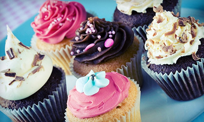 Sweet Treats Bake Shop - Baltimore: One or Two Dozen Cupcakes at Sweet Treats Bake Shop (Up to 54% Off)
