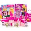 Barbie 4-Book Set