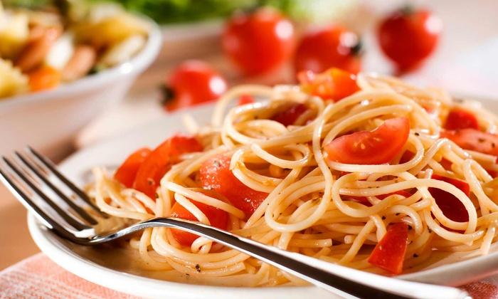Caffino Ristorante - Liberty Village: Three-Course Prix Fixe Italian Dinner for Two or Four at Caffino Ristorante (Up to 54% Off)