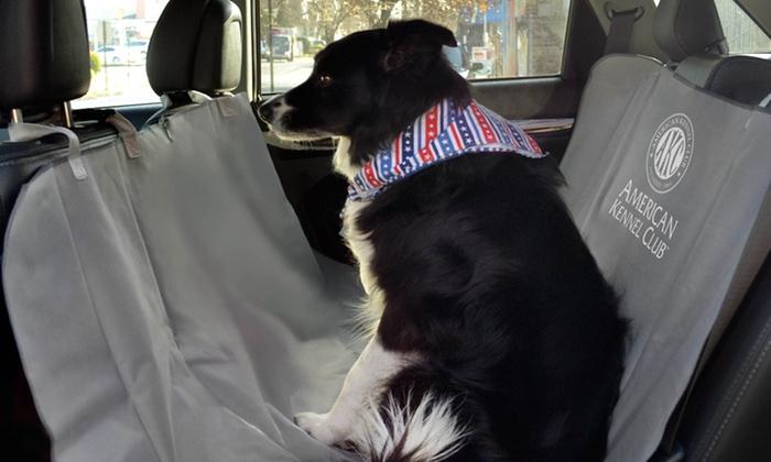 American Kennel Club Car Seat Covers: American Kennel Club Car Seat Cover in Black, Gray, or Tan. Free Returns.