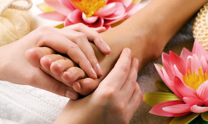 Restore Bodywork & Reflexology - Center City West: One Swedish Massage or Three Reflexology Sessions at Restore Bodywork & Reflexology (Up to 53% Off)