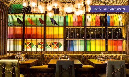 Half Kilo of Galician Steak or Whole Fish and Wine for 2 or 4 at Norte by Bilbao Berria, Regent Street (Up to 43% Off)