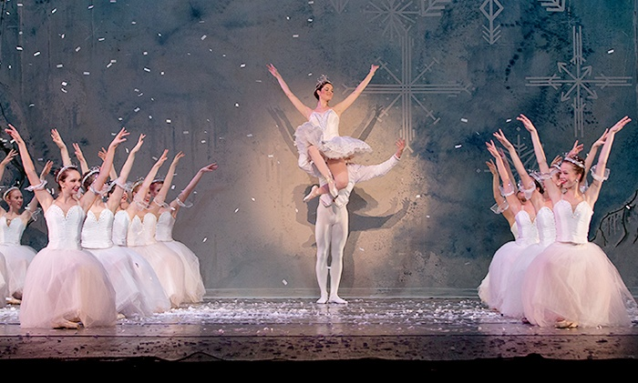 """The Nutcracker"" - Knoxville Civic Auditorium and Coliseum: Appalachian Ballet Presents ""The Nutcracker"" on December 5 at 7:30 p.m. or December 6 at 2 p.m."
