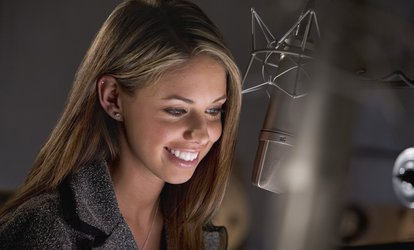 Voiceover Class, Intro <strong>Acting</strong> Class or Voiceover and Intro <strong>Acting</strong> Class from Gravy For The Brain (Up to 89% Off)