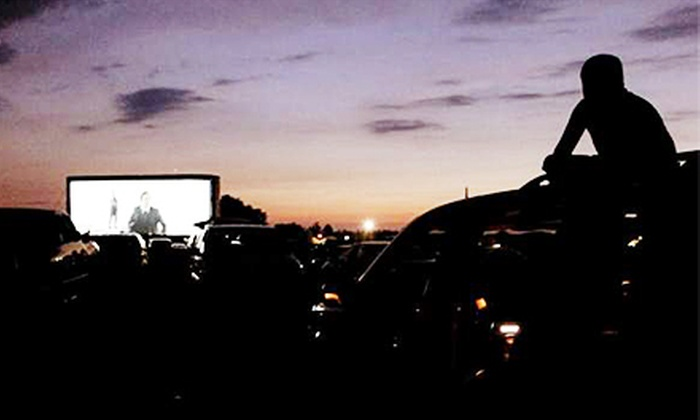 Danny Boy's Drive-In - Orange: Drive-In Double Feature for Two, Four, or Seven Including a Snack Permit at Danny Boy's Drive-In (Up to 54% Off)