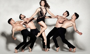 """shaping Sound"" At New Jersey Performing Arts Center On Friday, November 7, At 8 P.m. (up To 57% Off)"
