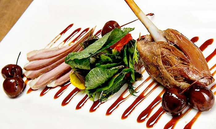 1861 - Cross Ash: Main Meal with Optional Prosecco for Two or Four at 1861 (Up to 59% Off)