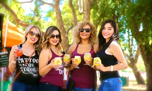 57% Off at Tequila & Taco Music Festival at Tequila & Taco Music Festival, plus 6.0% Cash Back from Ebates.