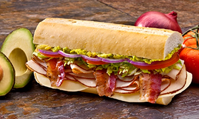 Port of Subs - The Albertsons Center: $10 or Two $10 Groupons for Sandwiches and Wraps at Port of Subs ($20 Value)