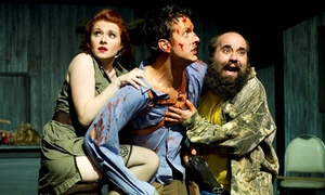 """Evil Dead The Musical 4D"": ""Evil Dead The Musical 4D"" for One or Two at V Theater (Up to 52% Off)"