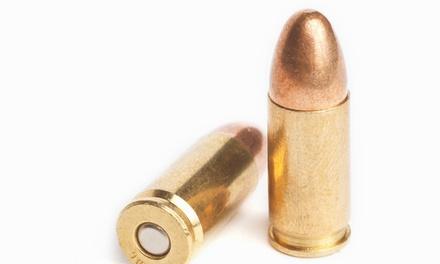 $80 for a Utah-Gun-Permit Class at CT Gun Permit ($160 Value)