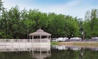 RV Campground near Lake Erie