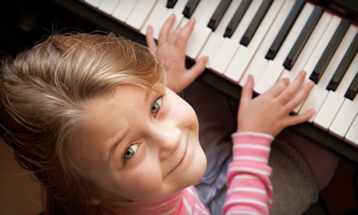 MorningStar Music Learning Center - Northwest Virginia Beach: $49 for Four 30-Minute Piano Lessons at MorningStar Music Learning Center ($100 Value)